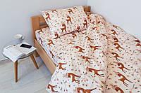 Комплект постельного белья Sweet Sleep Косуля 155х215