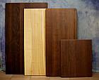 Квадратні дерев'яні стільниці для столів в кафе, бари, ресторани, фото 5