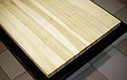 Квадратні дерев'яні стільниці для столів в кафе, бари, ресторани, фото 6