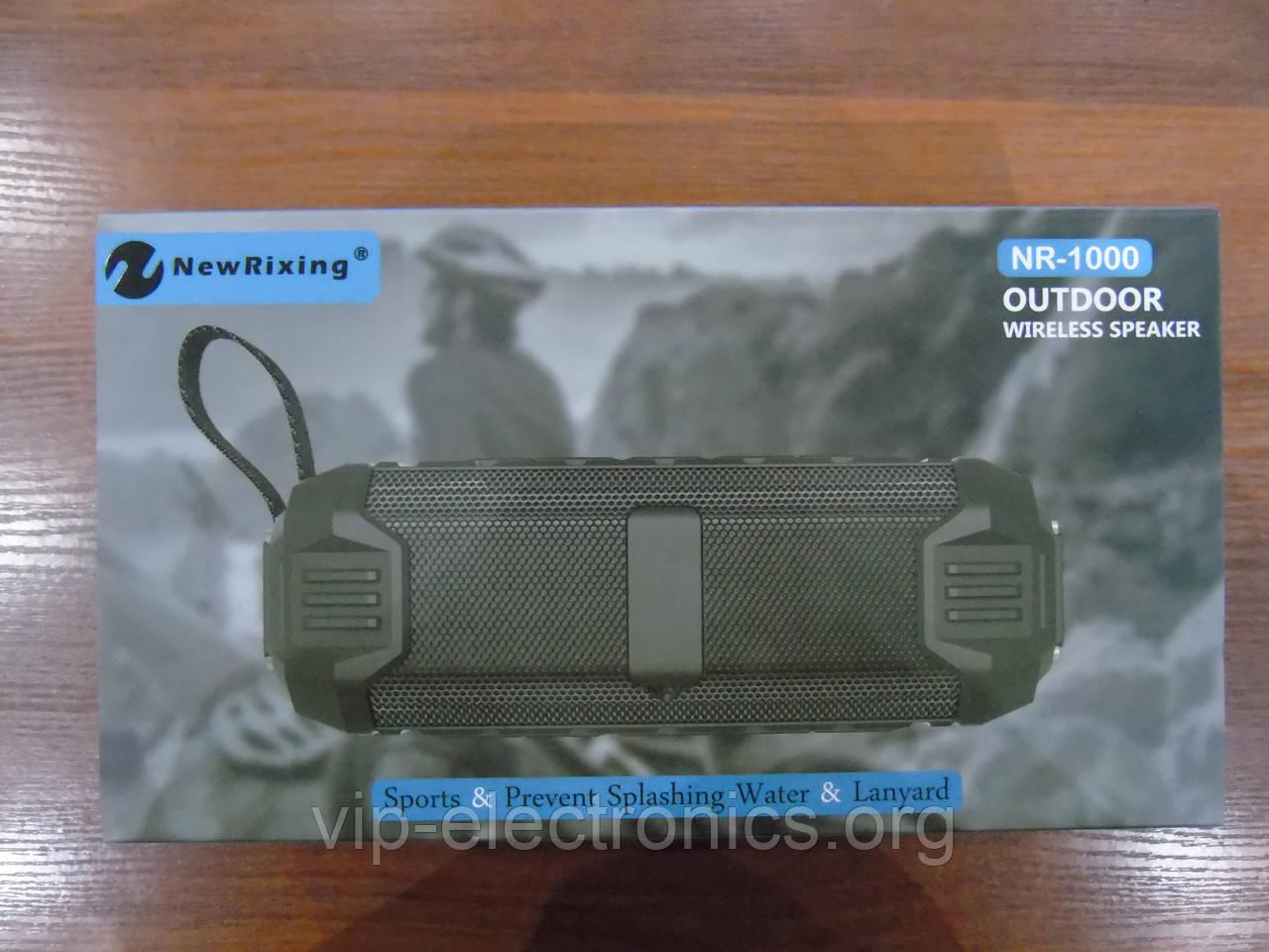 Колонка Bluetooth NR1000