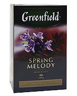 Чай черный с чебрецом и ароматом персика Greenfield Spring Melody 100 г (681)
