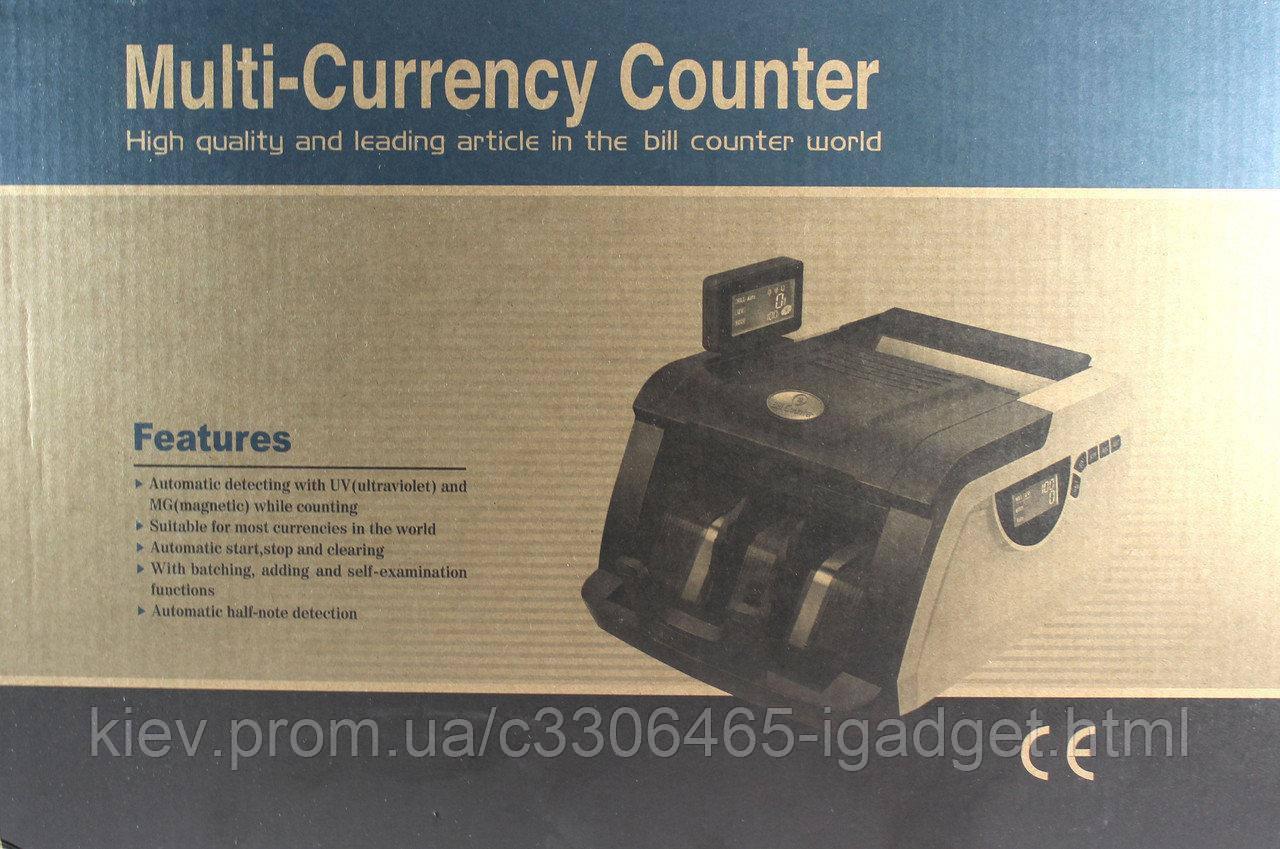 Счетная машинка 6200 машинка для счета денег