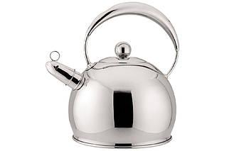 Чайник нержавіючий Maestro - 3 л, MR-1330 (MR-1330), (Оригінал)