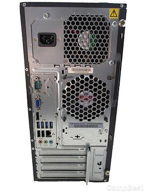 Lenovo M82 Tower / Intel Core i5-3470 (4(4) ядра по 3.20-3.60GHz) / 16GB DDR3/ 500GB HDD + Новый 120 GB SSD/ Новый БП 500W Gamemax/ Видеокарта GF GTX, фото 2