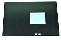 Скло двері зовнішнє для мікрохвильовки Gorenje 193205 (L=375mm*263mm)