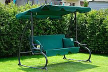 Садова гойдалка FunFit Relax Plus Green, фото 3