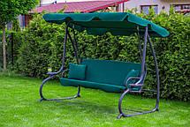 Садова гойдалка FunFit Relax Plus Green, фото 2