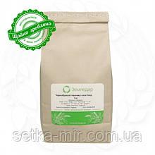 Пластівці з чорнобривої пшениці 1 кг сертифіковані без ГМО цільнозернові