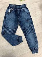 Брюки под джинс для мальчиков, Ke Yi Qi, 98,104,110 см,  № M442