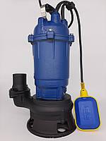 Насос дренажно фекальный WQD 550 F (поплавок+выносная защита от перегрузки по току) ALBA
