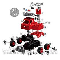 Машина-конструктор пожарная, фото 3