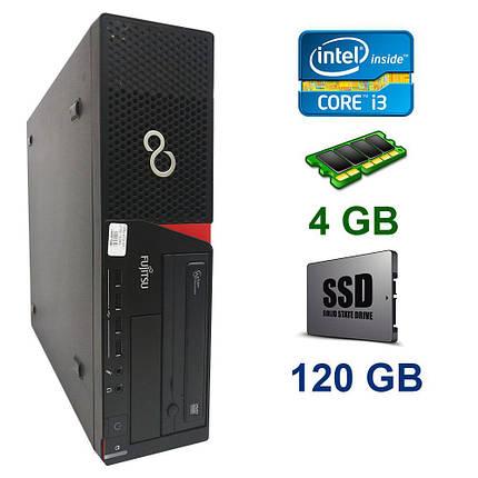 Fujitsu E720 Desktop / Intel Сore i3-4130 (2(4) ядра по 3.40GHz) / 4 GB DDR3/ 120 GB SSD NEW, фото 2