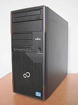 Fujitsu Esprimo P700 E85+ Tower / Intel Core i3-2100 (2 (4) ядра по 3.10 GHz) / 8 GB DDR3 / 500 GB HDD / nVidia GeForce GTX 650, 1 GB GDDR5, 128-bit, фото 3