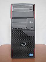 Fujitsu Esprimo P700 E85+ Tower / Intel Core i3-2100 (2 (4) ядра по 3.10 GHz) / 8 GB DDR3 / 500 GB HDD / nVidia GeForce GTX 650, 1 GB GDDR5, 128-bit, фото 2