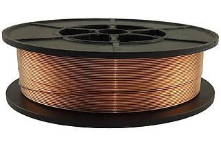 Дріт зварювальний Gefest - 0,8 мм x 1 кг (x), (Оригінал)