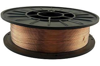 Дріт зварювальний PRC - 0,8 мм x 4,2 кг (x), (Оригінал)
