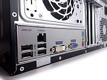 HP Pro 3500 Tower / Intel Core i7-3770 (4 (8) ядра по 3.4 - 3.9 GHz) / 8 GB DDR3 / 120 GB SSD+500 GB HDD / nVidia GeForce GTX 1650 StormX, 4 GB GDDR5,, фото 3