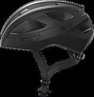 Велошлем спортивный ABUS MACATOR Velvet Black M (52-58 см), фото 1