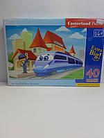 Пазл Castorland для хлопчиків 0070 maxi 40 елементів