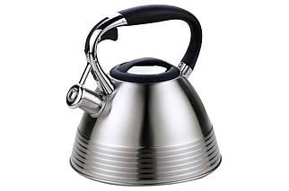 Чайник нержавеющий Maestro - 3 л MR-1315NEW (MR-1315NEW), (Оригинал)