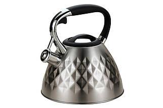 Чайник нержавеющий Maestro - 3 л MR-1322 (MR-1322), (Оригинал)