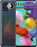Смартфон Samsung Galaxy A51 6/128GB Black (SM-A515FZKWSEK) Гарантия 12 месяцев