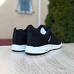 Женские кроссовки Adidas NEO (черно-белые) 20059, фото 2