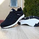 Женские кроссовки Adidas NEO (черно-белые) 20059, фото 8
