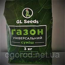 Трава газонная «Универсальный газон» 3 килограмма