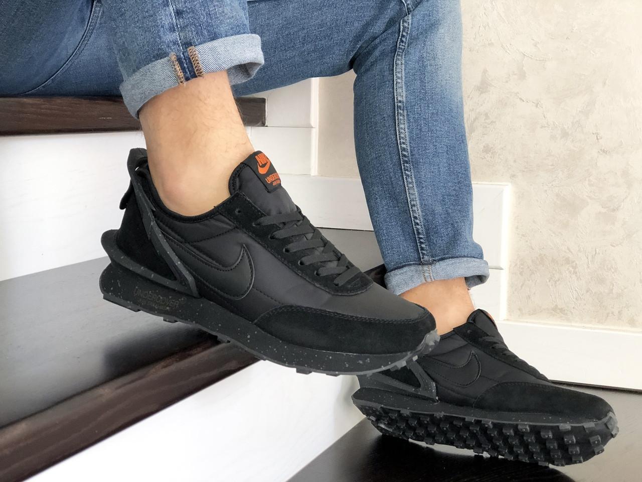 Мужские кроссовки Nike Undercover Jun Takahashi (черные) 9221