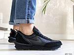 Мужские кроссовки Nike Undercover Jun Takahashi (черные) 9221, фото 2
