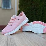 Женские кроссовки Adidas NEO (розовые) 20060, фото 6