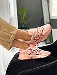"""Женские кожаные кроссовки Adidas Ozweego """"W Ice Pink"""" 9403, фото 2"""