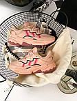 """Женские кожаные кроссовки Adidas Ozweego """"W Ice Pink"""" 9403, фото 8"""