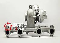 Турбина Volkswagen Jetta V 1.9 TDI 105 HP 54399700022, 54399700011, BJB, BKC, BXE, 038253014G, 2005+, фото 1