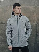 Куртка Staff fly gray. [Размеры в наличии: XS,S,M,L,XL]