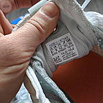 Мужские кроссовки Adidas ZX 500 (белые), фото 2
