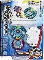 Бейблейд Кхалзар к3 c пусковым устройством Hasbro Beyblade Burst Evolution SwitchStrike Genesis Khalzar k3