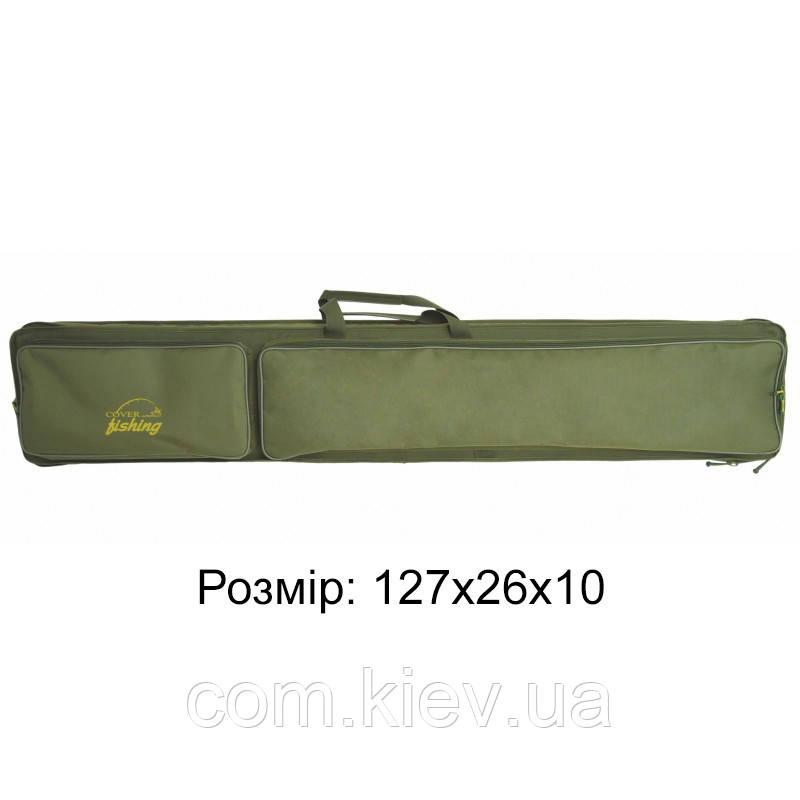 Кофр для удочек 125 см жесткий КВ-1 Acropolis