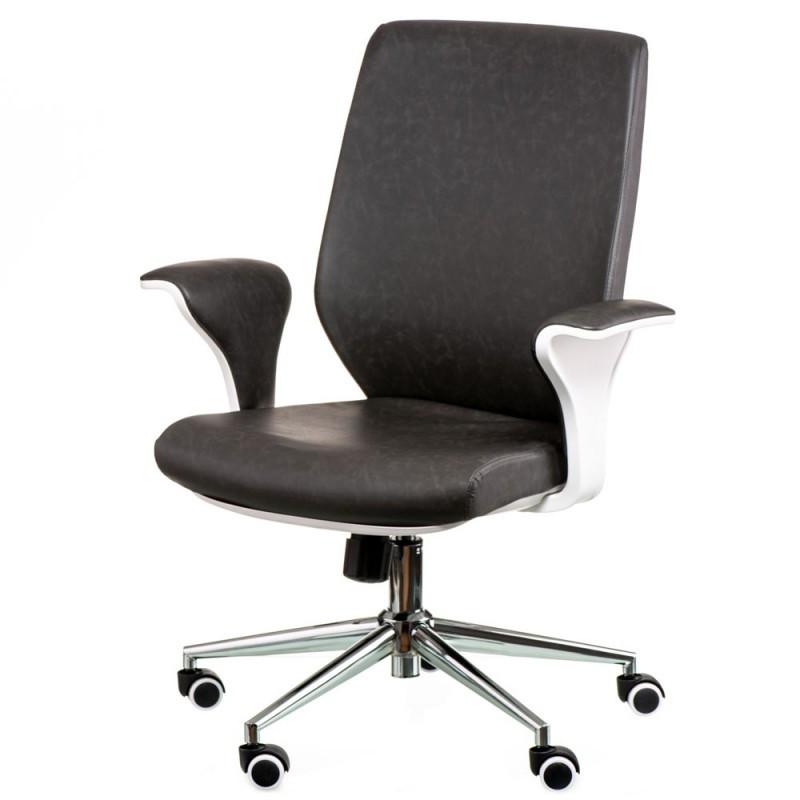 Крісло офісне Special4You Wind black 2 (E5975)