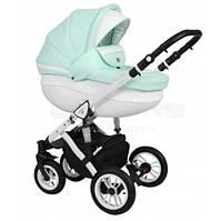 Универсальная коляска 2 в 1 Baby Merc Faster Style 2 (FII/6C)