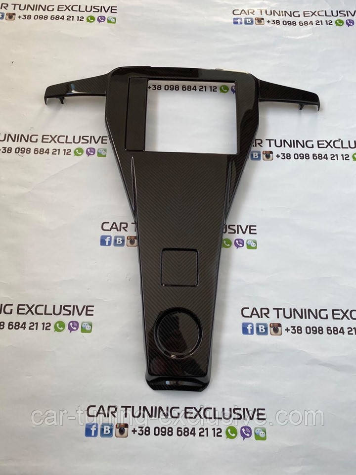 BRABUS engine cover plate for Mercedes G-class