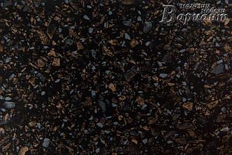 Столешница кухонная Черная бронза
