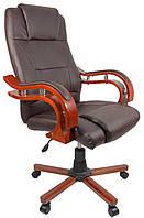 Крісло Bonro Premier коричневе