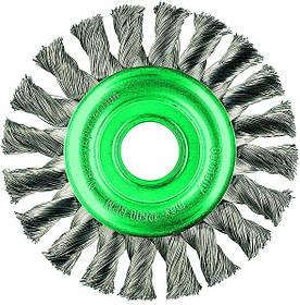 Щетка дисковая 150х22.2 мм (474811)