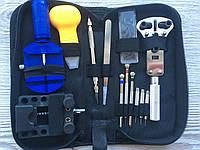 Набор часового инструмента, для ремонта часов, замены батареек и установки ремешков и браслетов