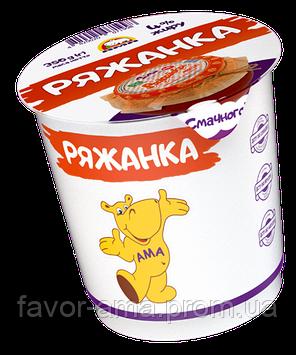 Ряженка АМА 4% (350 г), фото 2