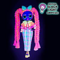 Светящаяся кукла Лол Даззл L.O.L. Surprise! O.M.G. Lights Dazzle, фото 1