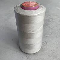 Нитки швейні 40/2 (4000Y) колір МОЛОКО