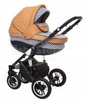 Универсальная коляска 2 в 1 Baby Merc Faster Style 3 (FIII/28B)